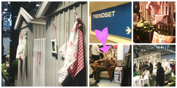 Trendset Sommerparty collage