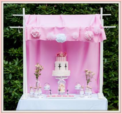 Ballerina Sweet table2