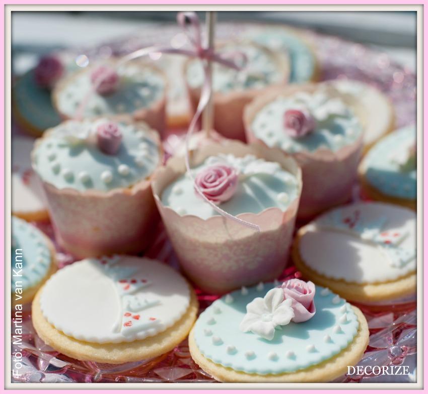 Decorize Partystyling Lovely Bakery Picknick Gebäck