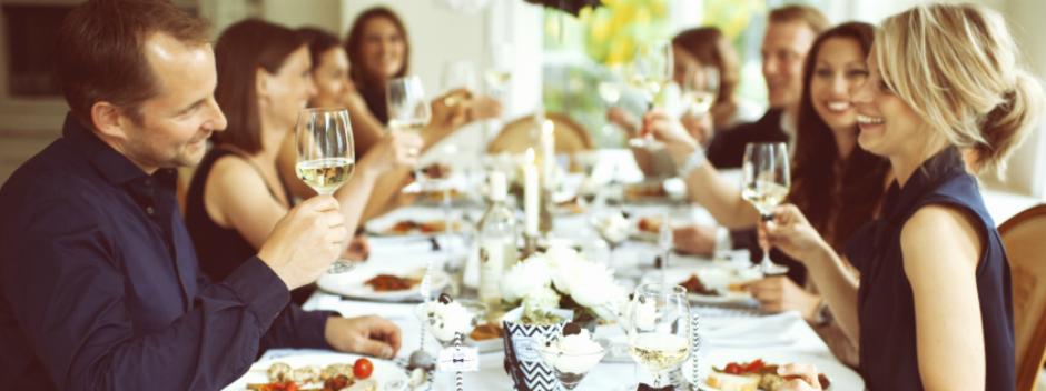 Beitragsbild Dinnerparty