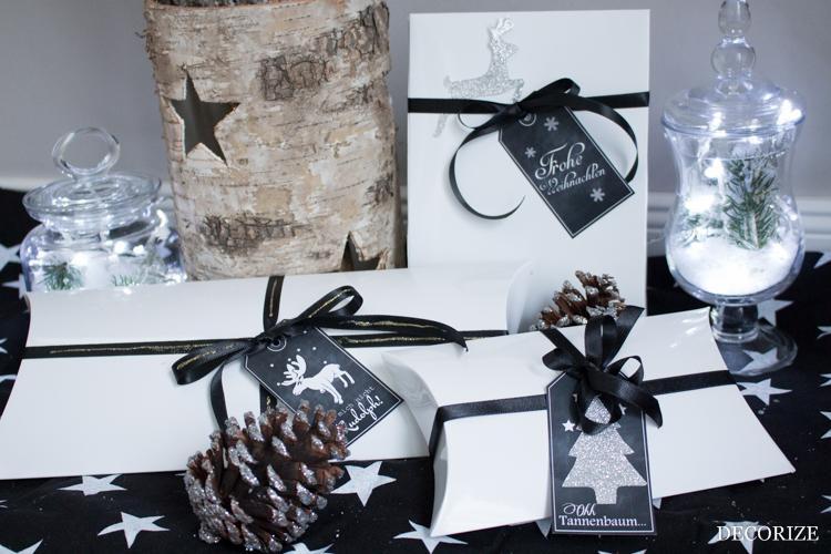 Free Download weihnachtliche Geschenkanhänger