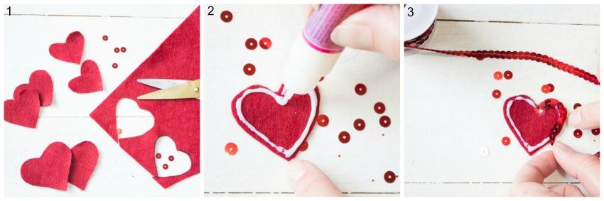 Valentine Haarband SBS1