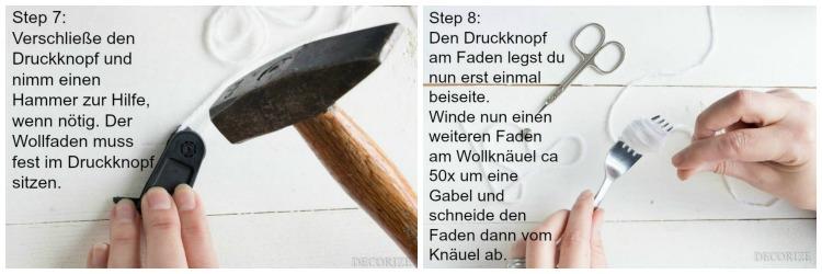 SBS Tischläufer Step7-8