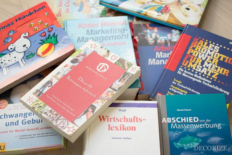 Decorize Bücherturm (2 von 11)