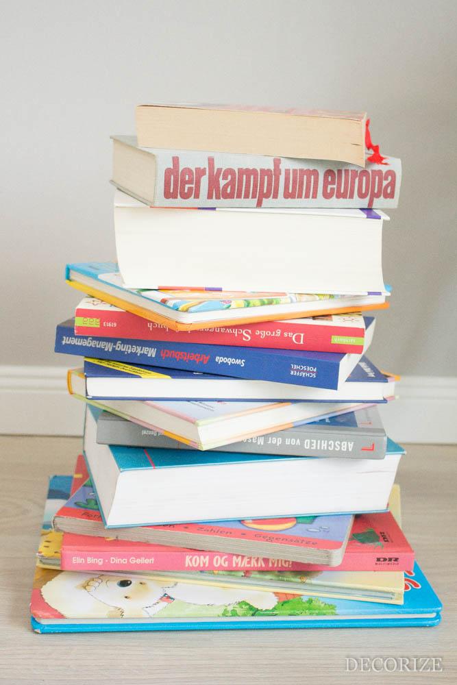 Decorize Bücherturm (3 von 11)