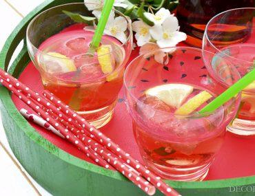 Saftiger Sommer: Kreativ-Party für fruchtige Sommer-Deko