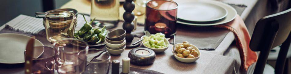 die neue ikea kollektion sittning f r perfekte dinner. Black Bedroom Furniture Sets. Home Design Ideas