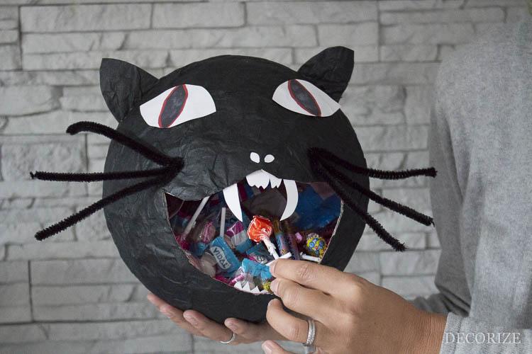 Decorize Halloween Süißigkeiten-Schale (2 von 4)