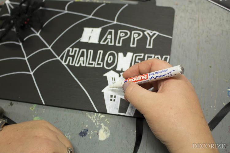 Decorize Kreativ-Party Halloween (83 von 105)