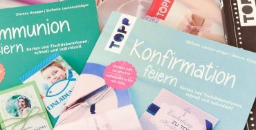 Oops we did it again - zwei neue Bücher: Für Konfirmation & Kommunion! & VERLOSUNG!
