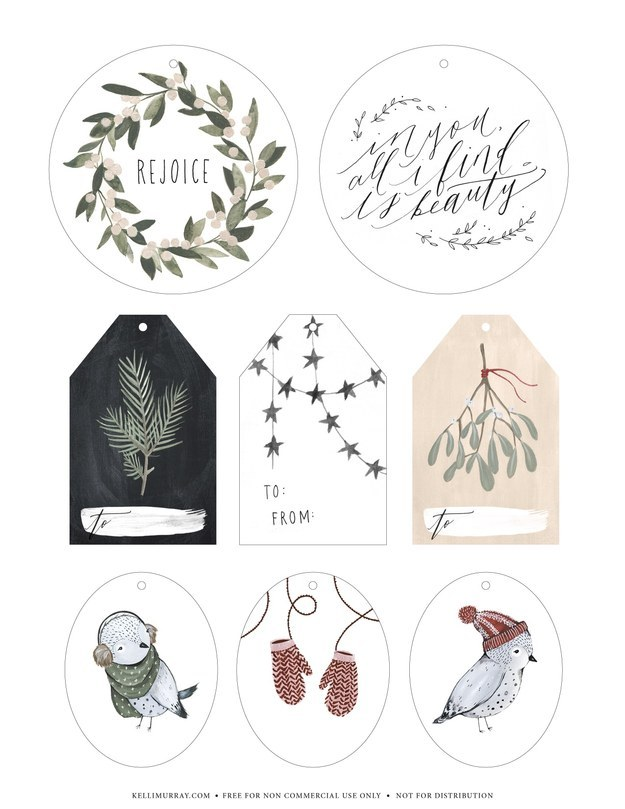 Kelli Murray Printables
