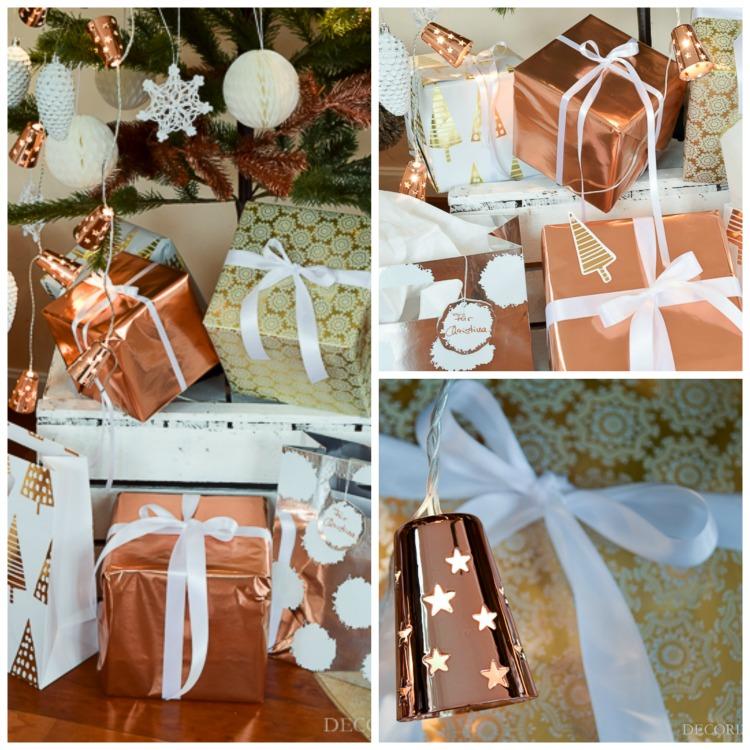 collage geschenke