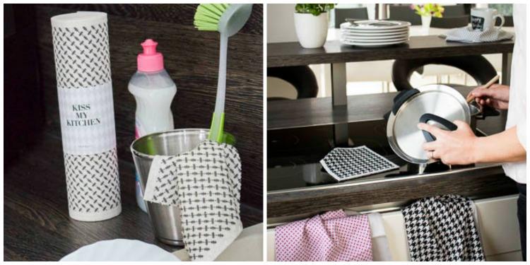 fashion style in der k che verlosung kiss my kitchen. Black Bedroom Furniture Sets. Home Design Ideas