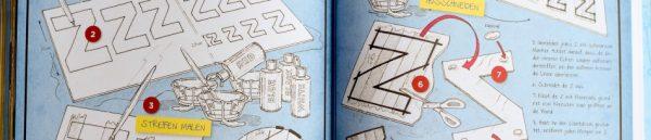Von Papis und Monstern- ein DIY Buch zum Vatertag