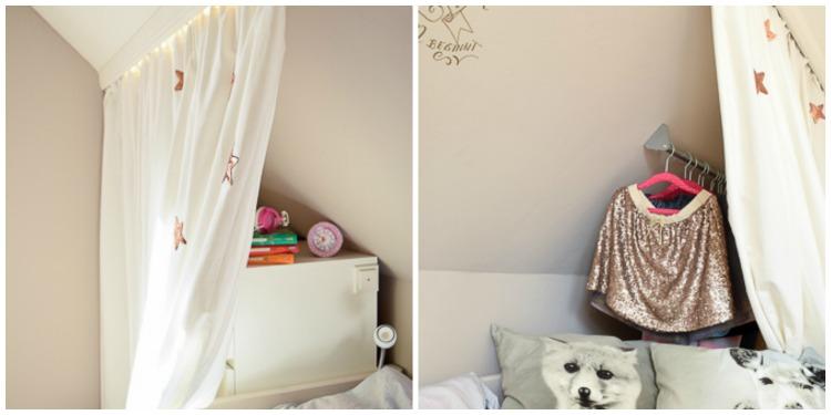 dachschrägen-kleiderschrank & eine neue wandfarbe - homestyling, Innenarchitektur ideen