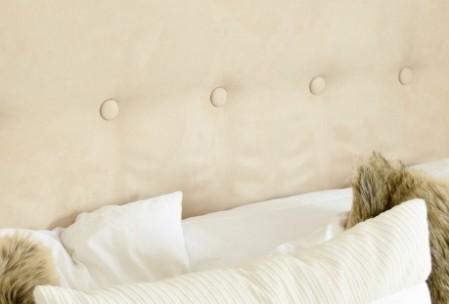 Aufgemöbelt   DIY: Ein Kopfteil Fürs Bett   Decorize