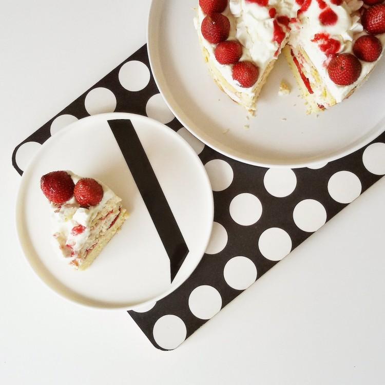 Mammilade - Eton-Mess-torte