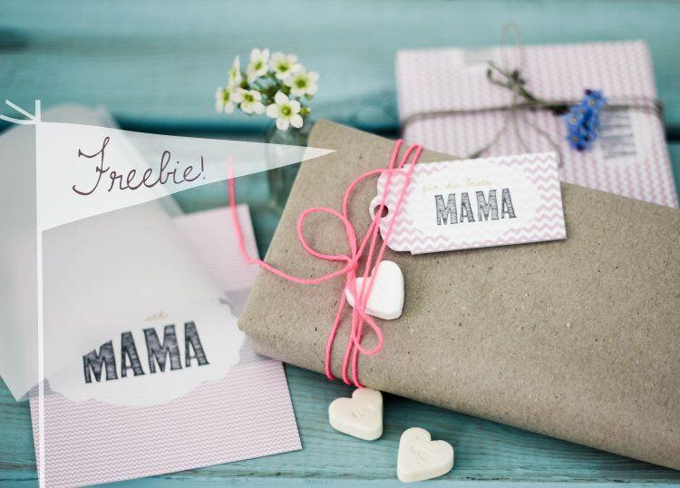 Titatoni Muttertag_freebie-2 Geschenkpapier