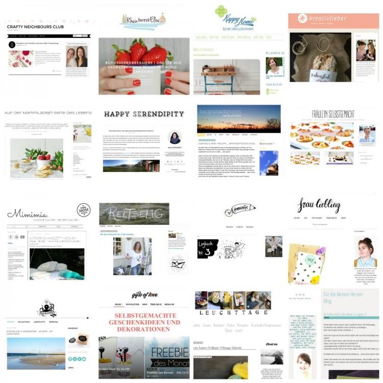 Screenshot Collage