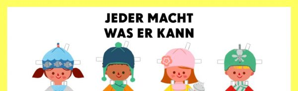 DIY-Aktion: Kreativ für Kinder - Seid dabei!