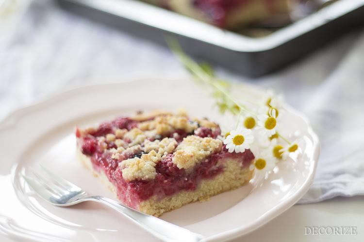 Decorize Gartenfrüchte Kuchen-6