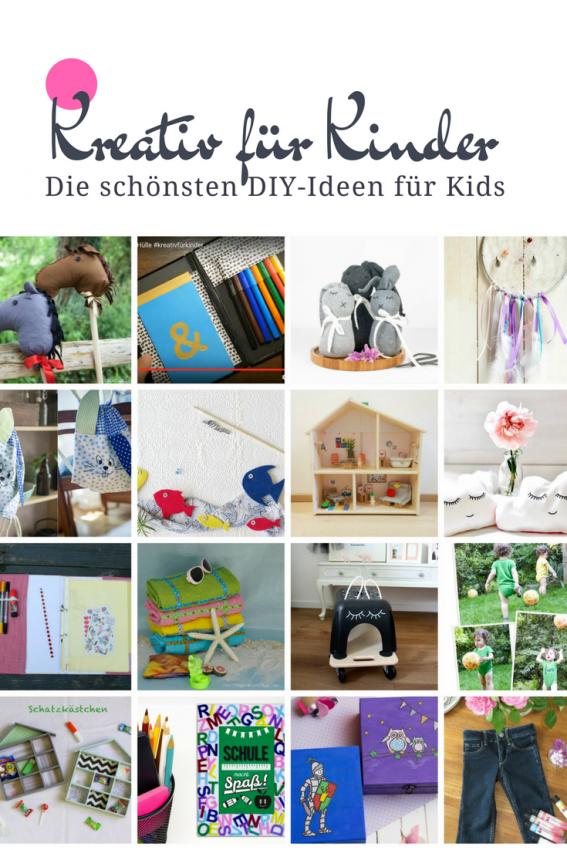 Die schönsten DIY-Ideen für Kids by Decorize