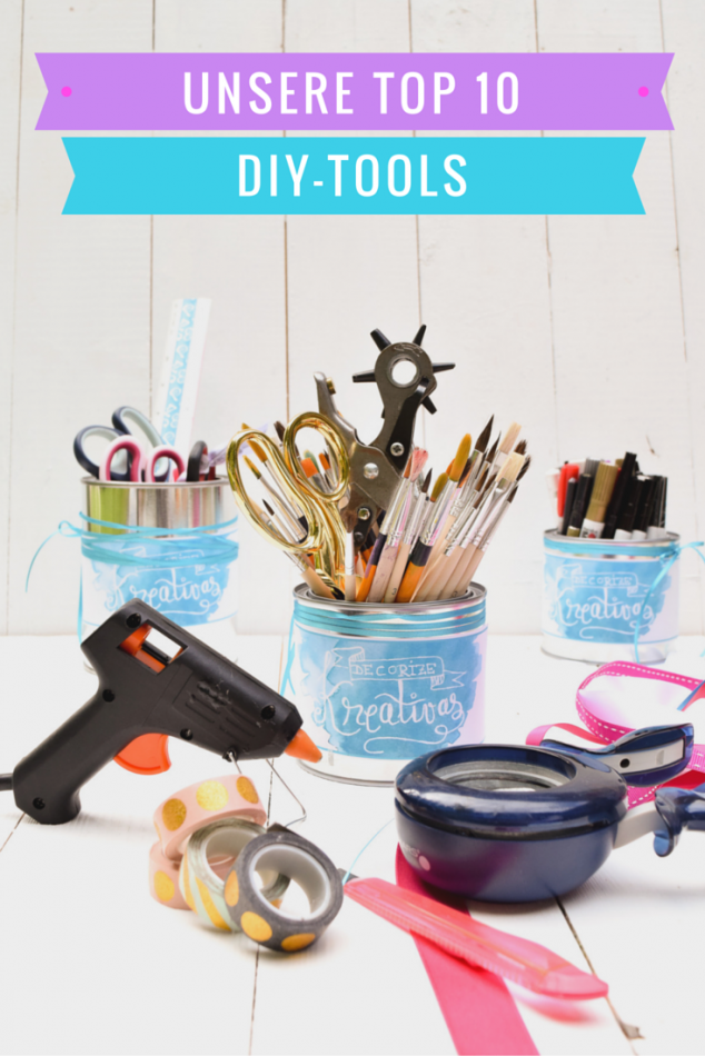 TOP 10 DIY-Tools by Decorize