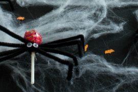 Nummer 4 ist da! - Buchverlosung: Halloween & Gruselspaß