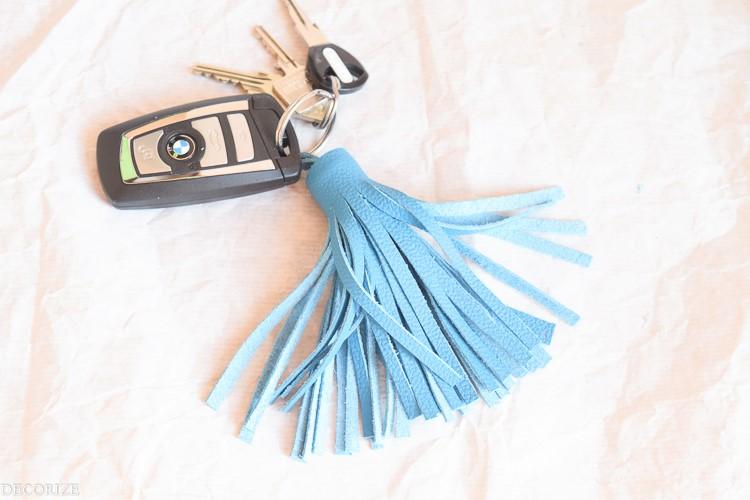 decorize-leder-tassel-schlüsselanhänger