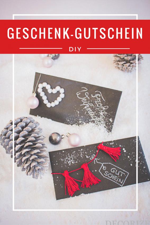 ein herz f r den geschenk gutschein diy verpackung f r weihnachten decorize. Black Bedroom Furniture Sets. Home Design Ideas