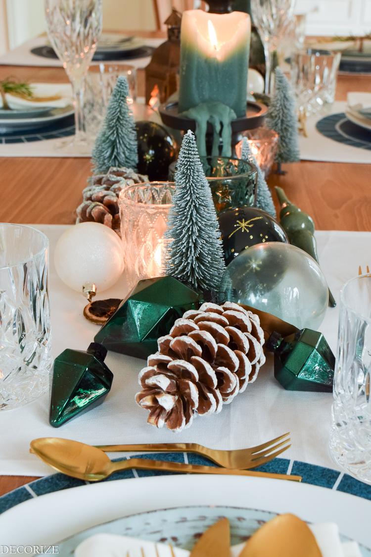 weihnachts tischdeko selber machen tischdeko fr hjahr selber machen mit frischblumen oder 45. Black Bedroom Furniture Sets. Home Design Ideas