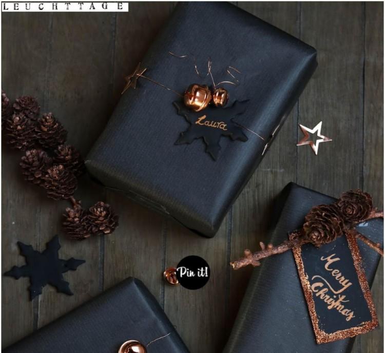die 10 sch nsten diy verpackungsideen f r weihnachten decorize. Black Bedroom Furniture Sets. Home Design Ideas