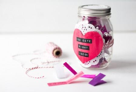 Die 10 schönsten Ideen zum Valentinstag: Date-Night