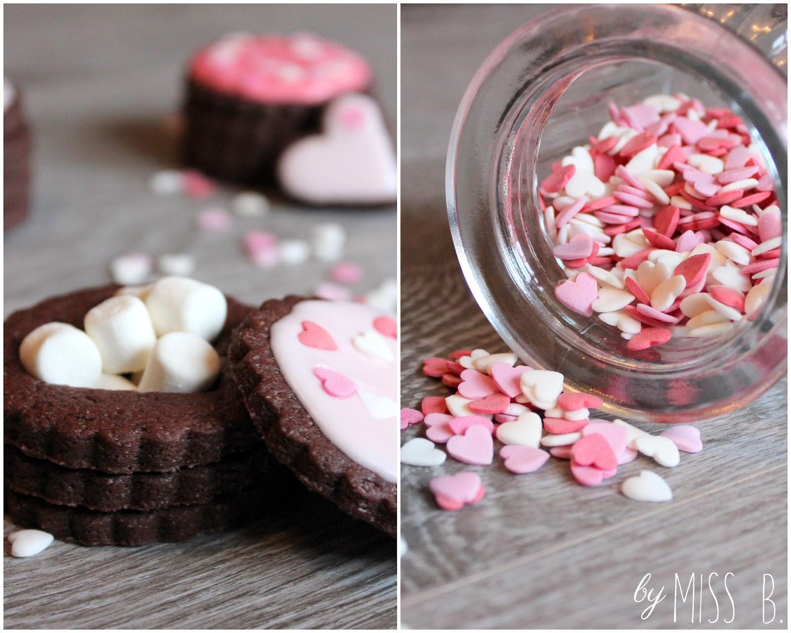 Die 10 Schönsten Ideen Zum Valentinstag: Pinata Cookies Zum Valentinstag