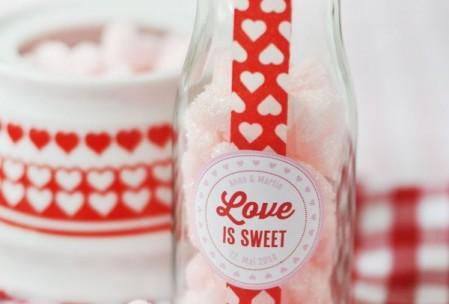Die 10 schönsten Ideen zum Valentinstag: DIY Zuckerherzen