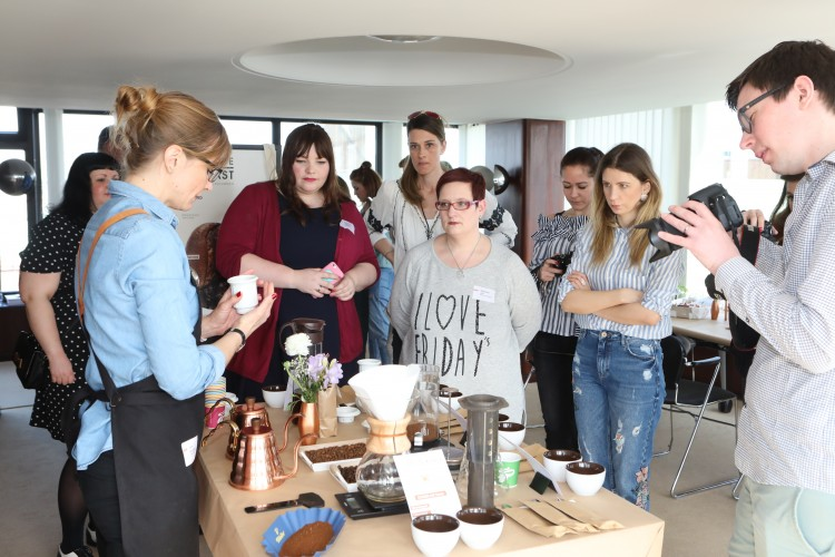 Tchibo, Blonde Roast, Blogger Event, Hamburg, 25.03.2017