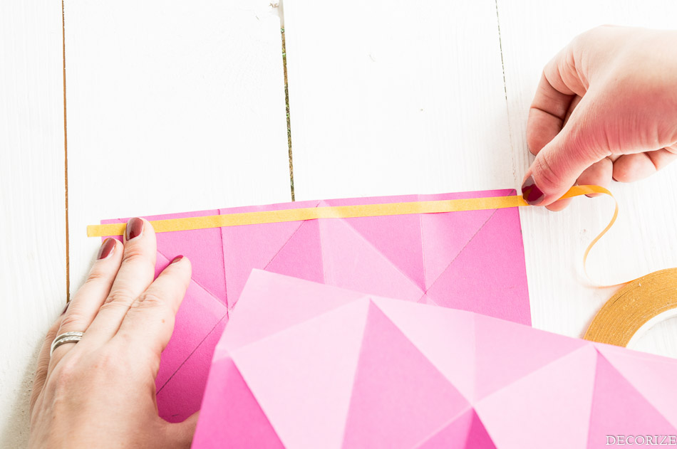 DIY Origami Vase Step-by-Step Tutorial