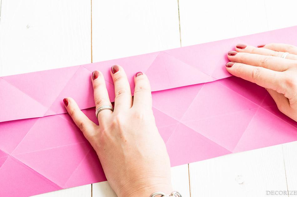 DIY Origami Vase Step-by-Step Tutorial
