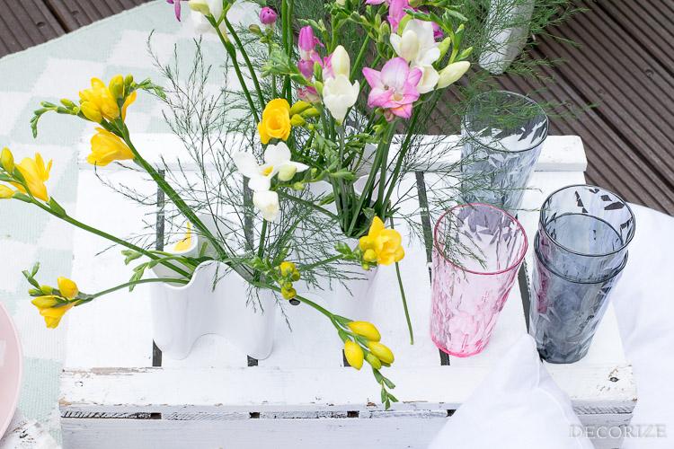 Summer Must-Haves Outdoor Sommer Vase Terrasse-Koziol