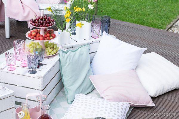 Ab nach draußen: Unsere 6 Must-haves für den Outdoor Sommer