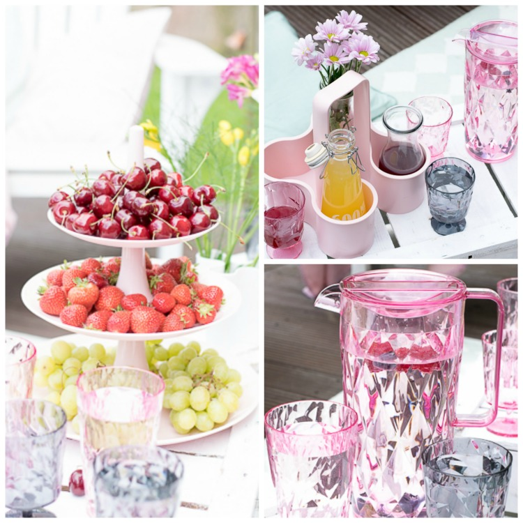 Summer Must-Haves Outdoor Sommer Terrasse Koziol Collage