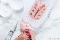 Decorize DIY Upcycling Sneaker Schuhe (11 von 26)