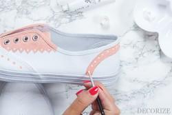 Decorize DIY Upcycling Sneaker Schuhe (13 von 26)