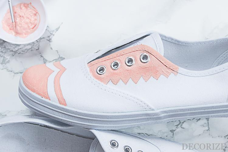 Decorize DIY Upcycling Sneaker Schuhe (7 von 26)