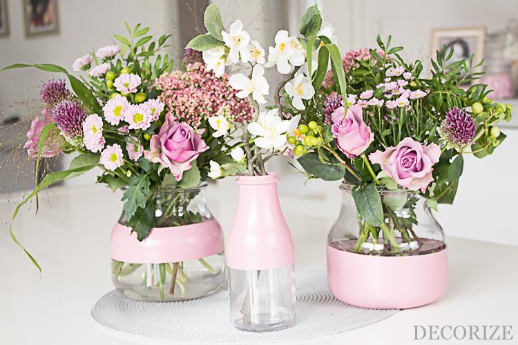 Decorize edding Farbspray Vasen (1 von 7)
