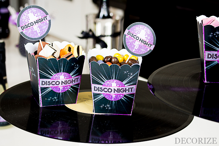 Decorize Disco Night Printables (9 von 45)