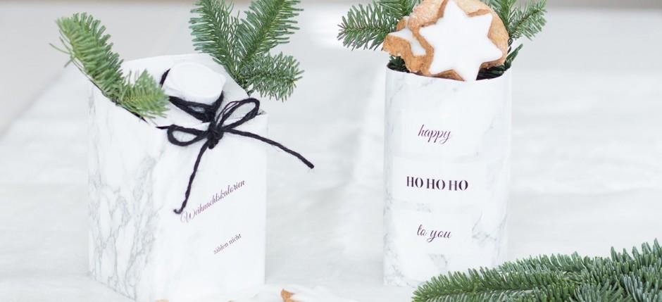 TetraPak DIY Weihnachten Geschenkverpackung (3 von 9)