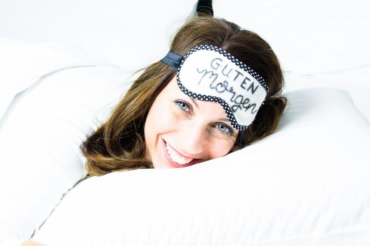 Schlafmaske DIY Sleeping mask - M1