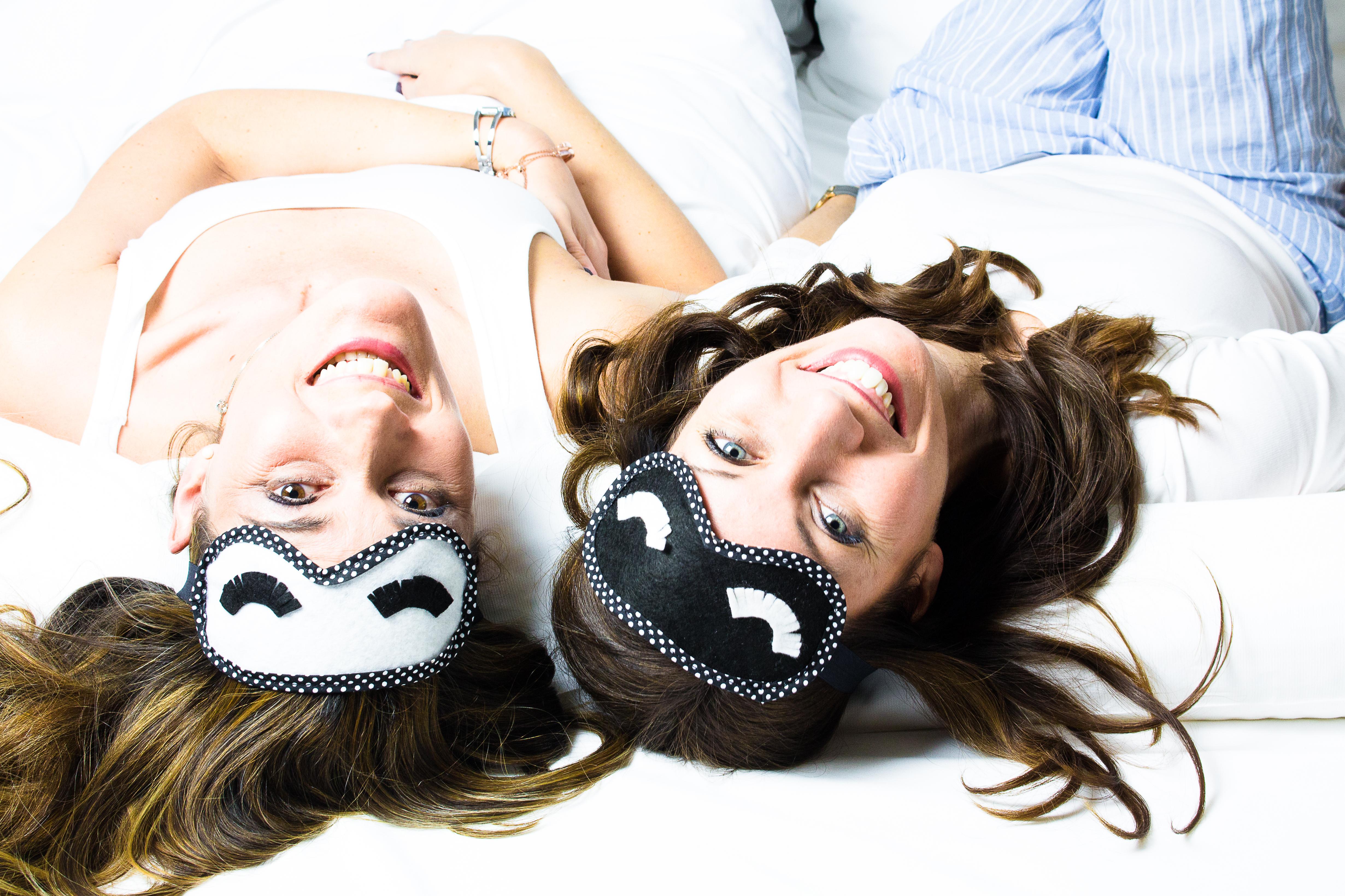 Schlafmaske DIY Sleeping mask - MS2