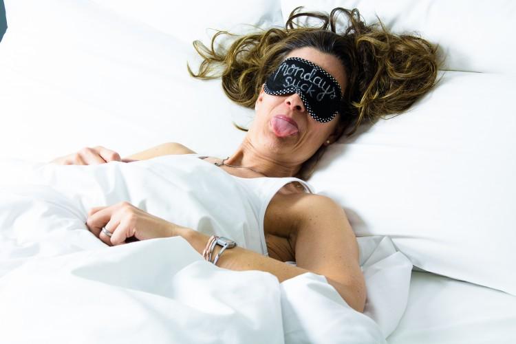 Schlafmaske DIY Sleeping mask - S1